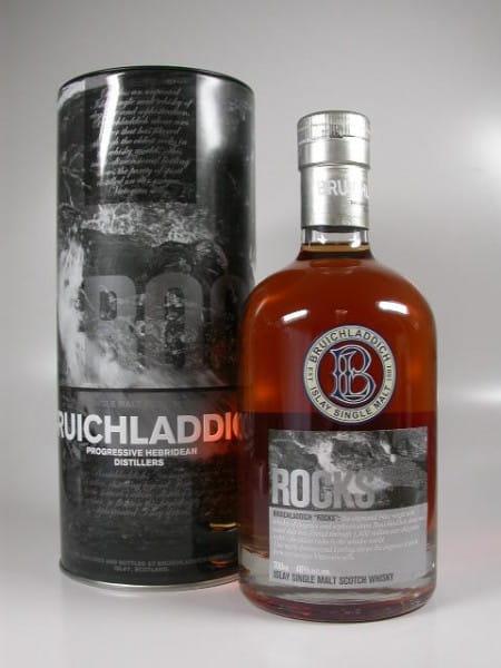 Bruichladdich ROCKS 46%vol. 0,7l - alte Ausstattung