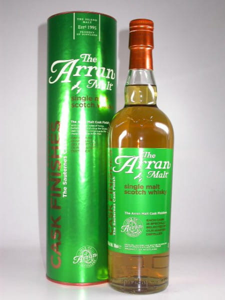 *Arran Cask Finish Sauternes 50%vol. 0,7l
