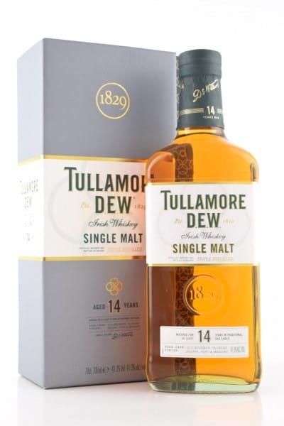 Tullamore Dew Single Malt 14 Jahre 41,3%vol. 0,7l