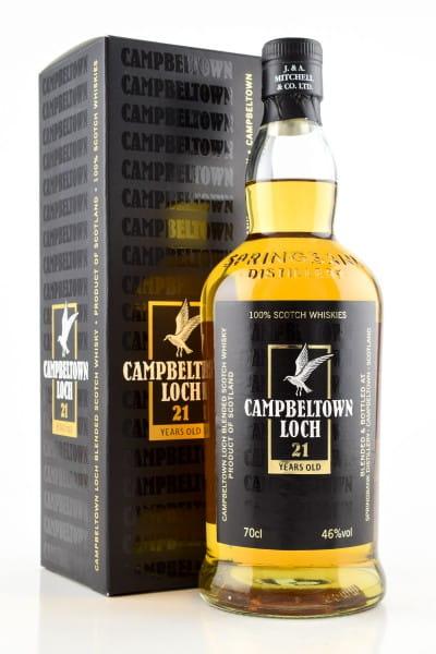 Campbeltown Loch 21 Jahre 46%vol. 0,7l