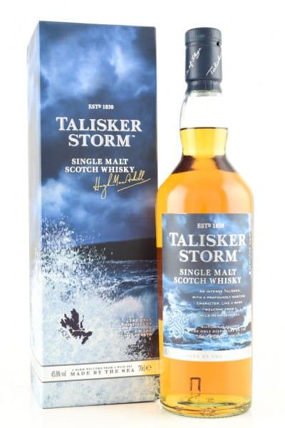Talisker Storm 45,8%vol. 0,7l