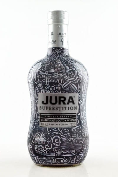 Jura Superstition Special Edition 43%vol. 0,7l