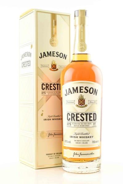 Jameson Crested 40%vol. 0,7l