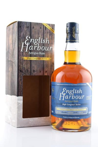 English Harbour High Congener Series 2014/2020 63,8%vol. 0,7l