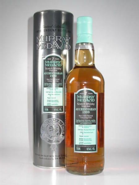 Auchentoshan 1999/2006 Bourbon/Mourvedre Murray McDavid 46%vol. 0,7l