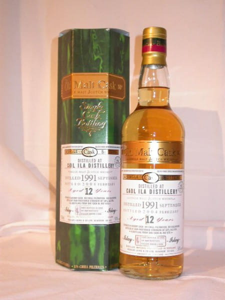 Caol Ila 1991/2004 Sherry Finish Douglas Laing 50%vol. 0,7l