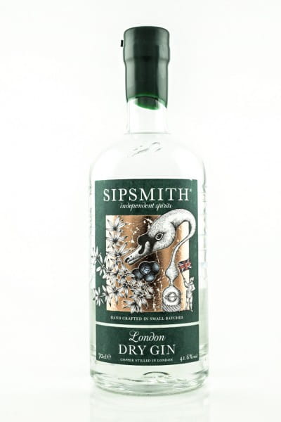 Sipsmith - London Dry Gin 41,6%vol. 0,7l