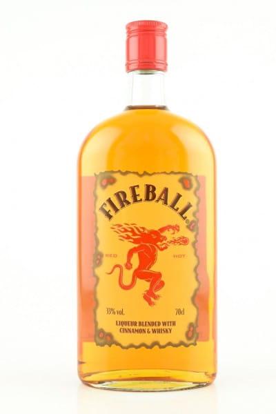 Fireball Whisky Liqueur 33%vol. 0,7l
