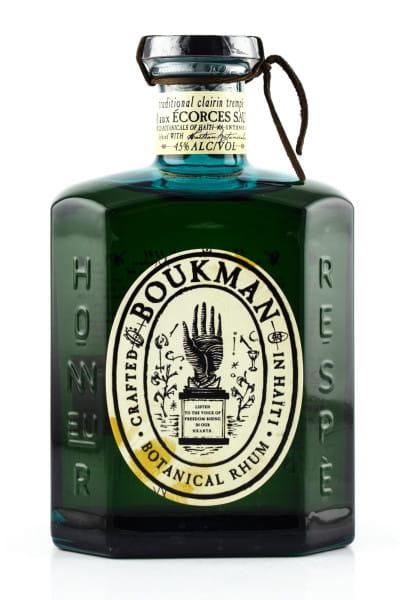 Boukman Botanical Rum 45%vol. 0,7l