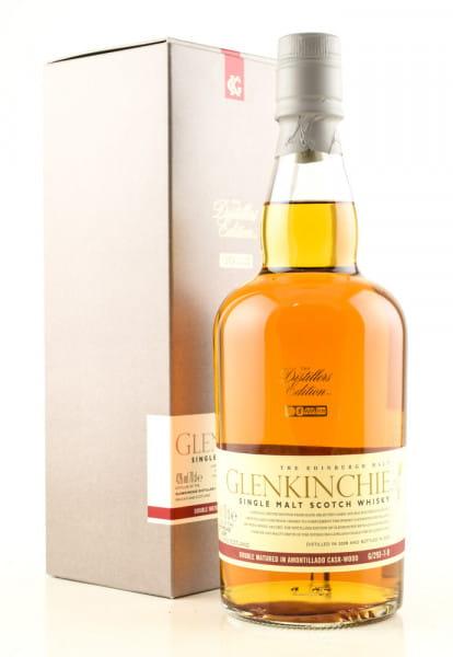 Glenkinchie 2008/2020 Distillers Edition 43%vol. 0,7l