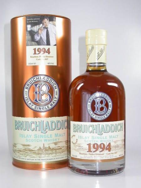 Bruichladdich 1994/2008 Bourbon/Pedro Ximénez Single Cask 46%vol. 0,7l