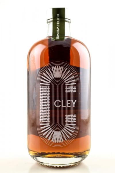 Cley Malt & Rye Dutch Whisky 58%vol. 0,5l