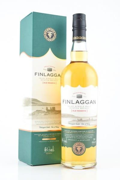 Finlaggan Old Reserve 40%vol. 0,7l