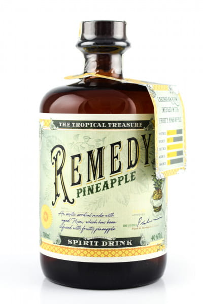 Remedy Pineapple 40%vol. 0,7l