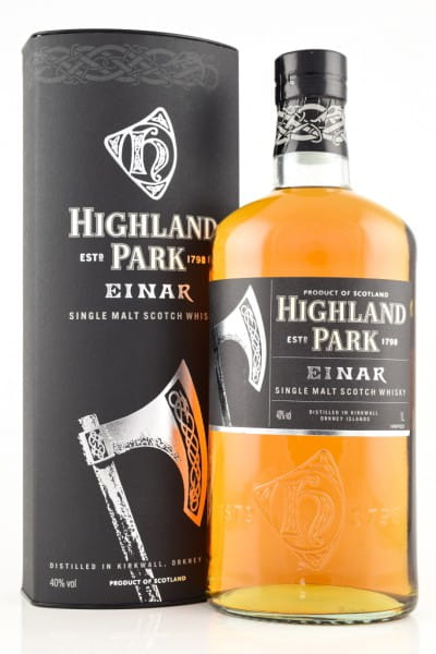 Highland Park Einar 40%vol. 1,0l