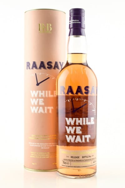 Raasay While we wait 3rd Release 46%vol. 0,7l