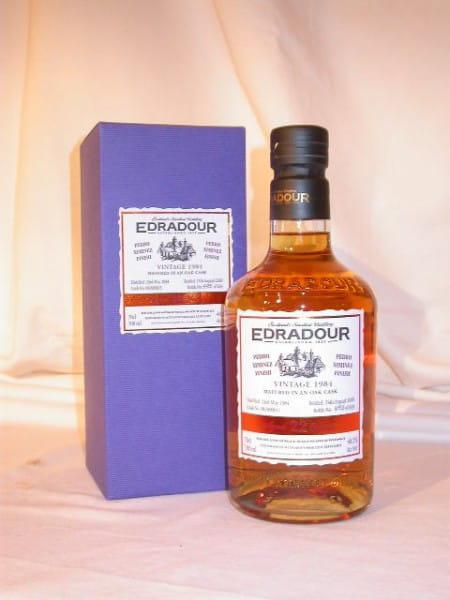 Edradour 22 Jahre 1984/2006 Pedro Ximénez 48,2%vol. 0,7l