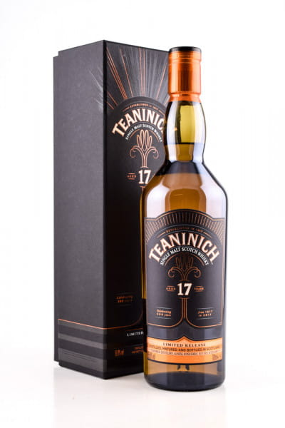 Teaninich 17 Jahre Special Release 2017 55,9%vol. 0,7l