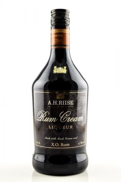A.H. Riise Rum Cream Liqueur 17%vol. 0,7l
