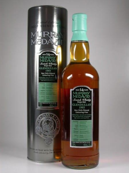 *Glendullan 1993/2007 Bourbon/Tempranillo Murray McDavid 46%vol. 0,7l