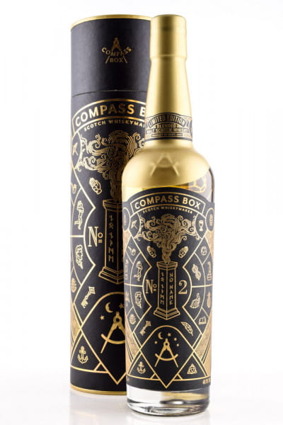 No Name Compass Box 48,9%vol. 0,7l