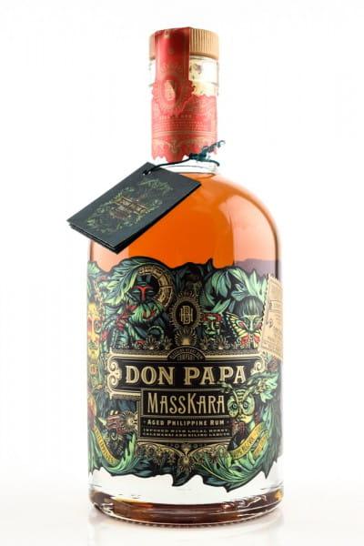 Don Papa Masskara 40%vol. 0,7l