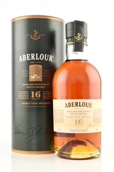 Aberlour 16 Jahre Double Cask Matured 40%vol. 0,7l