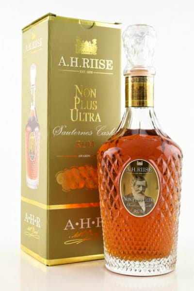 A.H. Riise Non Plus Ultra Sauternes Cask 42%vol. 0,7l