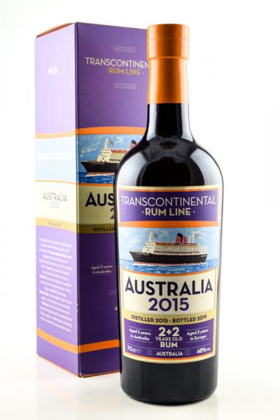 Australia 2015 Transcontinental Rum Line 48%vol. 0,7l