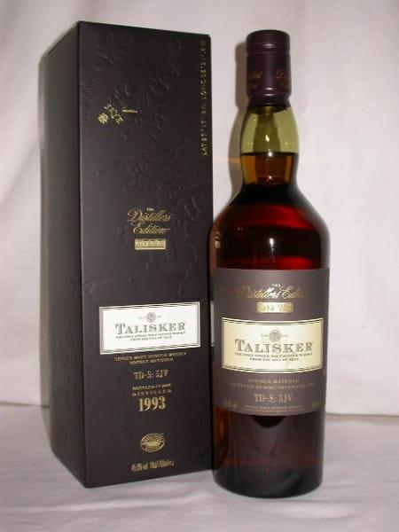 Talisker 1993/2007 Distillers Edition 45,8%vol. 0,7l