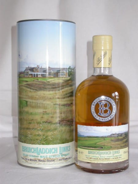 "Bruichladdich Links III 14 Jahre ""Royal Troon"" 46%vol. 0,7l"