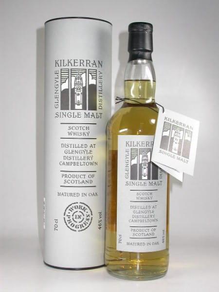 Kilkerran 6 Jahre - Glengyle Distillery 46%vol. 0,7l