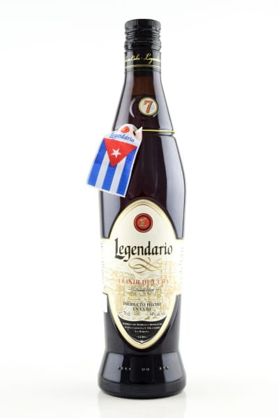 Legendario Elixir de Cuba 34%vol. 0,7l