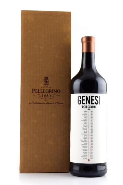 Pellegrino Marsala Superiore Riserva Rubino Genesi 18%vol. 0,75l