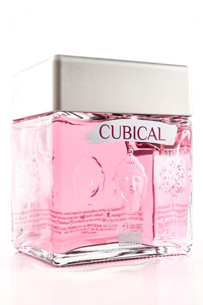 Cubical Kiss Special Distilled Gin 37,5%vol. 0,7l