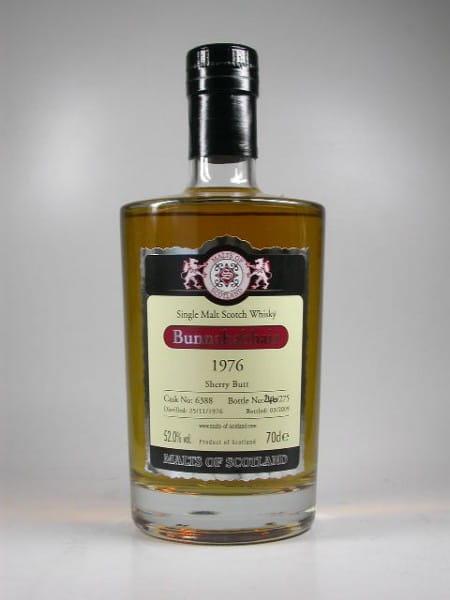 Bunnahabhain 1976/2009 Sherry Butt Malts of Scotland 52%vol. 0,7l