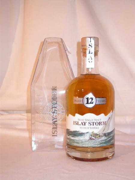 Islay Storm 12 Jahre C.S. James & Sons 40%vol. 0,7l