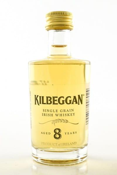 Kilbeggan 8 Jahre Single Grain 43%vol. 0,05l
