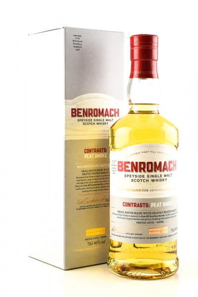 Benromach Peat Smoke 2009/2020 46%vol. 0,7l
