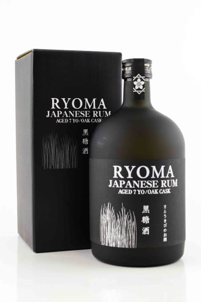 Ryoma 7 Jahre Rum Japan 40%vol. 0,7l