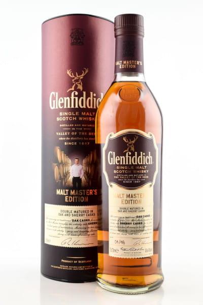 Glenfiddich Malt Master's Edition 43%vol. 0,7l