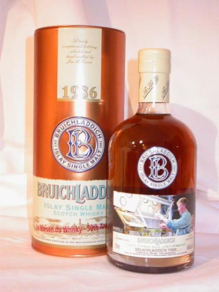 Bruichladdich 86/05 50th Anniv. La Maison du Whisky 46%vol. 0,7l