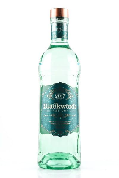 Blackwoods Vintage 2017 Dry Gin 40%vol. 0,7l