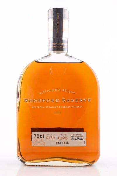 Woodford Reserve - Distiller's Select 43,2%vol. 0,7l