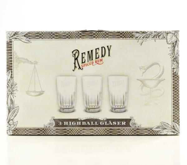 Remedy Gläserset