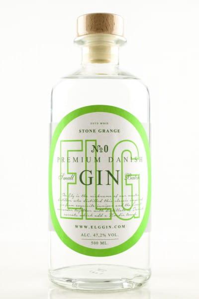 ELG No.0 Gin 47,2%vol. 0,5l