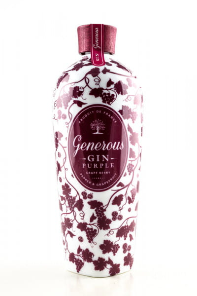 Generous Gin Purple 44%vol. 0,7l