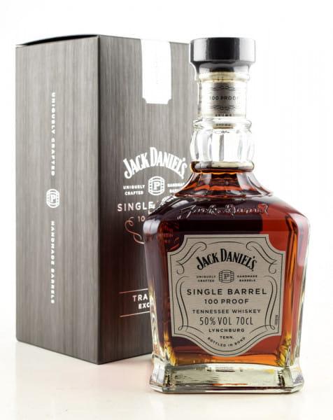 Jack Daniel's Single Barrel 100 Proof 50%vol. 0,7l