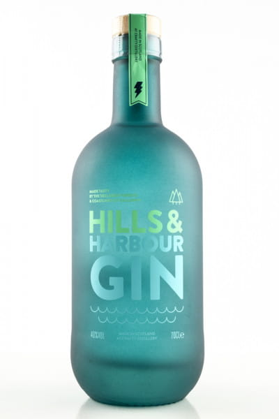 Hills & Harbour Gin 40%vol. 0,7l