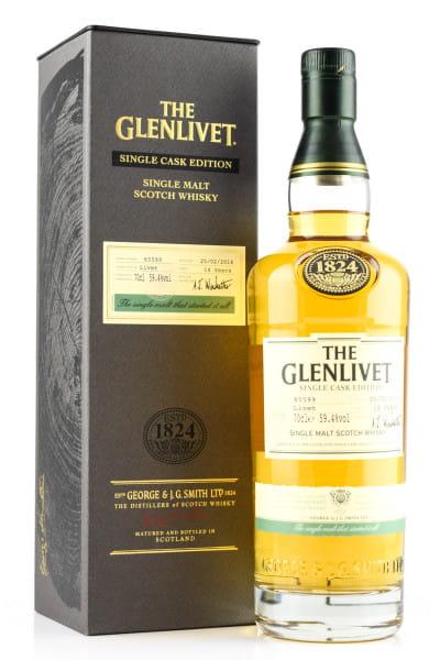 Glenlivet Livet Single Cask Edition 59,4%vol. 0,7l